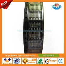 Hot sell Semiconductor - IC Interface - Bus Line Transceiver AM26C31IDR