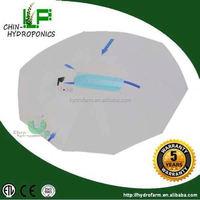 grow light reflector/round plastic light reflector/parabolic grow light reflector