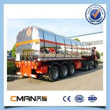 LOW PRICE European trailers/ 28-60 Cbm Oil Tanker Semi Trailer/Fuel Tanks For Sale