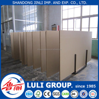 standard size mdf board from shandong LULI GROUP China manufacturers