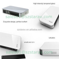portable android quad core touch keyboard laser projector smart projector mini projector