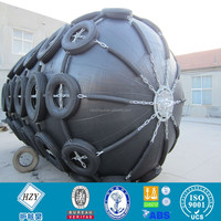 Pneumatic floating jetty rubber fender made in China