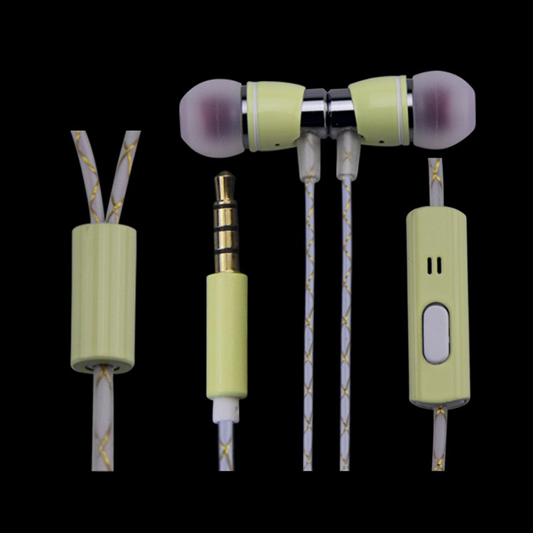 High quality earphone ear buds best selling phone earbuds for iPhone 7
