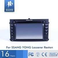 Good Quality Small Order Accept Car Dvd Player For Ssangyong Rexton