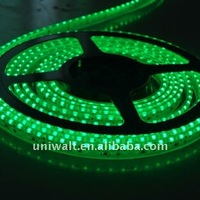 Green led strip SMD335 with 12v/24v voltage