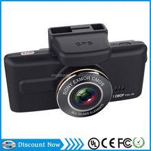 Latest e-dog car cam for car dash touch screen Full hd 1080P GPS 2.7inch screen WDR radar car dvr