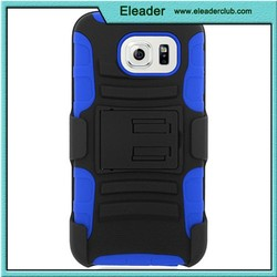 Holster Combo Kickstand Belt Clip Case Cover For samsung galaxy s6