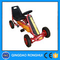 Nuevo diseño pedal go kart