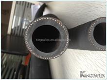 Buona qualità resistente all'abrasione treccia tessile vibratore tubo in cemento