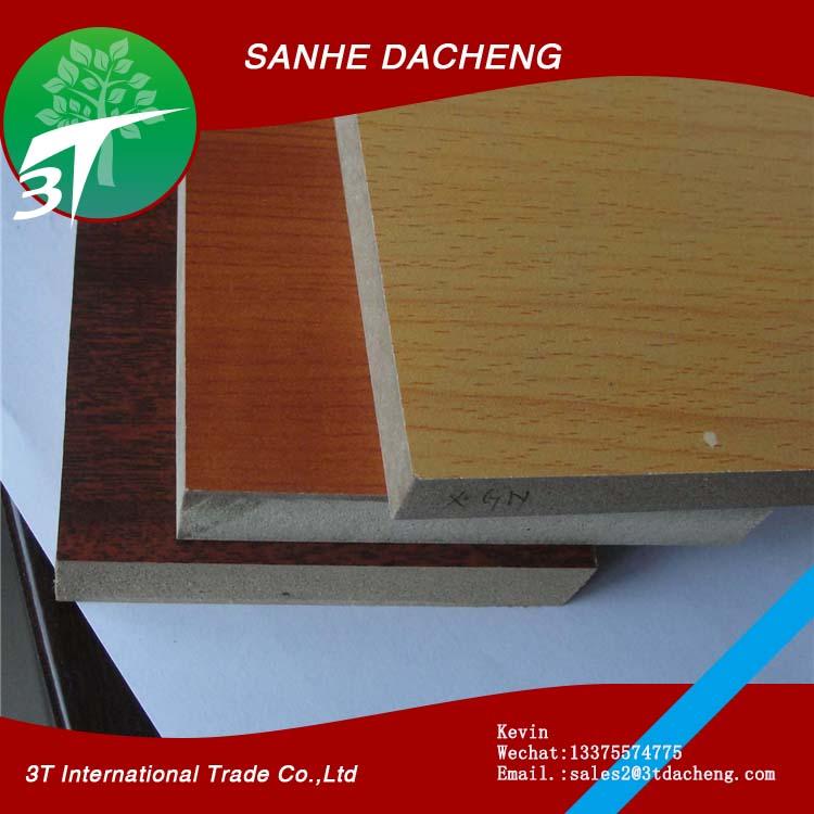 Mm mdf manufacturer wood factory board