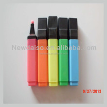 friendly environmental highlighter pen for children