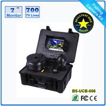 Newly Designed 360 Degree 100m Cable Underwater Rotating Fish Finder Video Camera Kit