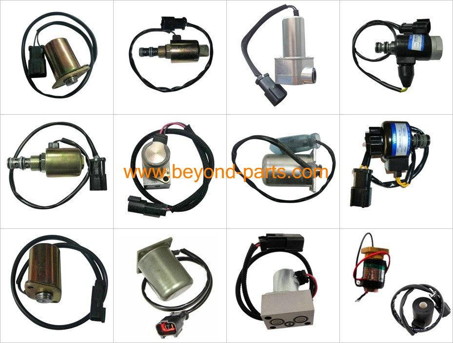 Auto spare parts E320D blower motor excavator air conditioner 24v
