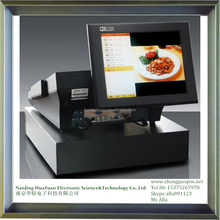 electronic touch screen computer cashregister systems with scanner