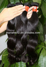New Fashion Cheaper body wave Grade AAAAA quality unprocessed 100% no shedding tangle free hair extensions korea