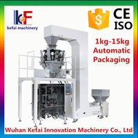 Automatic grain particle packing/packer machine for sale