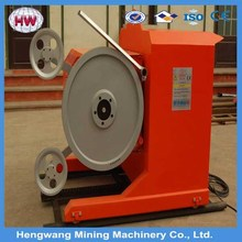 Quarry Stone Block Cutting Machine/portable wire saw