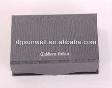 Dongguan Factory Price Popular paper folding box for gift & shopping packing