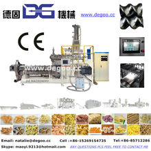 Famous brand breakfast cereal snacks production line