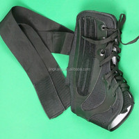 Wholesale cheap price lace up bandage ankle strap ankle brace ankle support