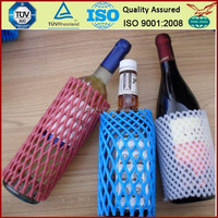 Australia Market Popular Wholesale Wine Bottle Industry Packaging Plastic Protection Net