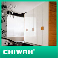 Modern high-quality cheap bedroom wooden wardrobe design pictures
