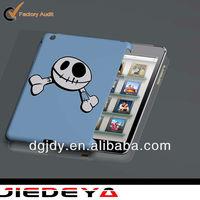Cute skull design for unbreakable phone cases.