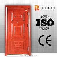 steel security assemble fashion smart steel door
