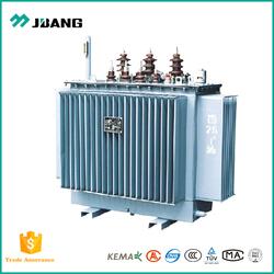 11kv 315v 1000kva 3 phase high voltage electrical oil immersed type transformer S10 supplier