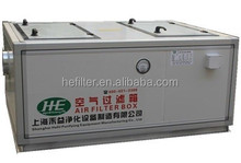 hepa filter fan box with fan