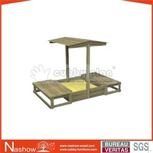 Cubby Plan OF-019 Good Quality Popular Kids Furniture Wooden Kids Outdoor Furniture
