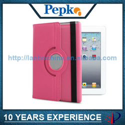 360 Degree Rotating Leather Case for iPad