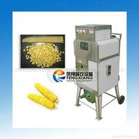 MZ-268 Eletric Sweet Corn Peeling Machine (100% Threshing Rate) (#304 Stainless Steel, Food-Grade Part)......Nice!