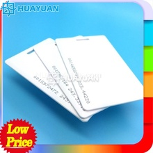 fabrika ucuz fiyat ile pvc boş kart çip kodlama