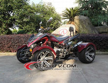 Zhejiang 300cc four wheel atv