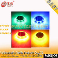 Cat Eye solar Flashing Warning Reflector for high way studs
