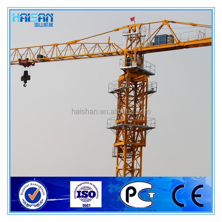 Traveling Tower Crane