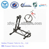 High Quality Black Powder Coated Bike Stand Rack /Repair Bicycle Stand( ISO Approved)