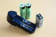 HG103w 18350/18650/26650/3.7v/Li-Ion/9v NiMH Universal Rechargeable Battery Charger