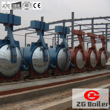 Chinese Government Authorized aac plant manufacturer