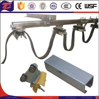 Festoon Steel Rail Track for Cable