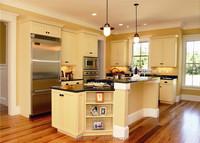 Prefab kitchen cabinet with hanging kitchen cabinet design