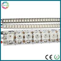 144led per meter silicon tube waterproof ip65 5050 led strip ws2812b