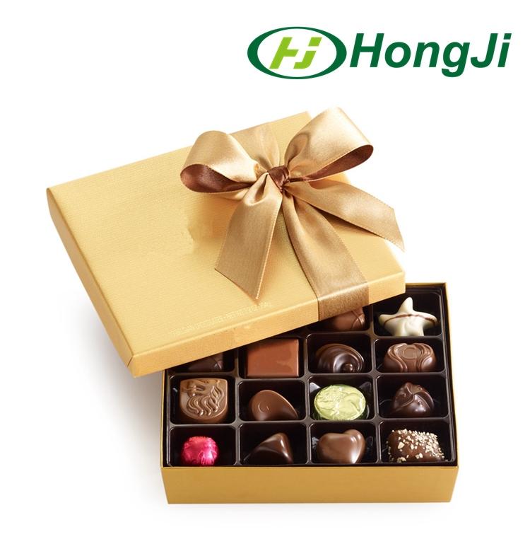 Custom sweet chocolate box paper cardboard candy chocolate gift box chocolate box 4g negle Image collections