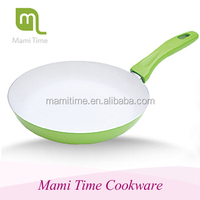 2015 new unique mami time fat free frying pan with good quality