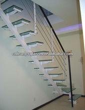 3mm-19mm Escaleras de vidrio templado