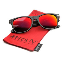custom printed microfiber sunglasses pouch with factory price