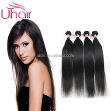 Can be Dyed Indian Hair Extensions Wholesale