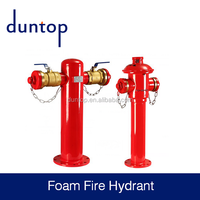 foam fire hydrants