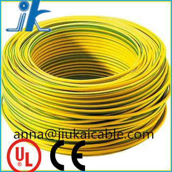 4mm Green Yellow Ground Wire/yellow Green Ground Cable/green Yellow ...